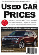 VMR Used Car Prices, Fall 2018