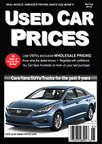 VMR Used Car Prices
