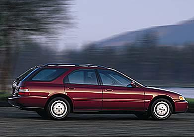 1997 Honda Accord 1996 Honda Accord Wagon