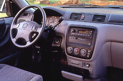 vmr used car review 1997 2001 honda crv. Black Bedroom Furniture Sets. Home Design Ideas